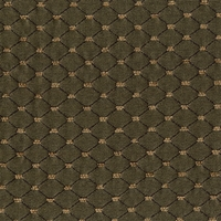 """Hammersly - Olive""  Green and Tan Diamond Upholstery Fabric from Culp, Inc."