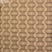 """Oscillate - Doe"" Curvy Stripe Fabric for Upholstery from Designtex�"
