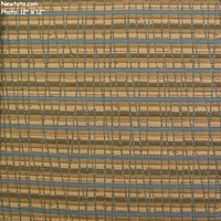 """Perpendicular - Crater Lake"" Colorful Stripe Fabric for Upholstery from Designtex�"