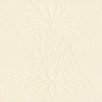 """Pineapple - Cream"" Beautiful Matelasse Decor Fabric by Sunbury Textiles Mills"