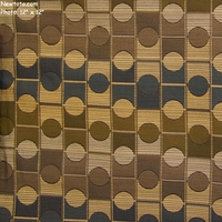 """Radio City - Celebrity"" Square and Circle Upholstery Fabric from Architex� International"
