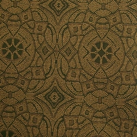 """Ravenna - Evergreen"" Geometric Upholstery Fabric from Arc-Com Fabrics, Inc"