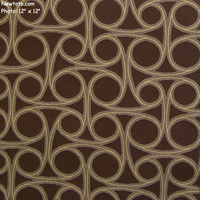 """Reel - Cub"" Upholstery Fabric with Interesting Swirl Design from Maharam Fabric Co"
