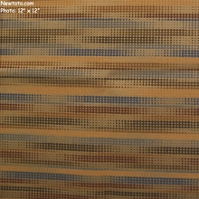"""Runner - Arid"" Eco Friendly Stripe Dot Fabric  from Maharam Fabric Co"