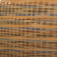"""Runner Standard - Arid"" Eco Friendly Stripe Dot Fabric from Maharam Fabric Co"