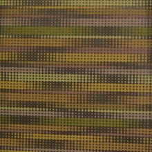 """Runner Standard - Grove"" Eco Friendly Stripe Dot Fabric from Maharam Fabric Co"