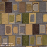 """Sagrada - Slate"" Geometric Stripe Upholstery with Rich Luster from Arc-Com Fabrics, Inc"