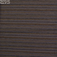"""Scribe - Storm"" Durable Ribbed Stripe Upholstery from Maharam Fabric Co"