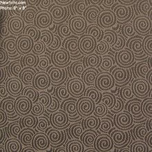 """Sedative - Pewter"" Swirl Design Fabric for Upholstery from J. Ennis Fabrics"