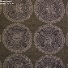 """Shibori - Bark"" Circle Designer Fabric for Upholstery from Arc-Com Fabrics, Inc"