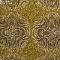 """Shibori - Kiwi"" Water Ripple Design Fabric for Upholstery from Arc-Com Fabrics, Inc"