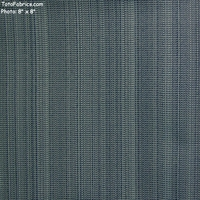 """Simply Strie - Bluing"" Textured Stripe Fabric for Upholstery from Anzea Textiles"