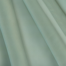 """French Voile - Ocean"" Sage Green Sheer Fabric for Decor Drapery from Bel Air, Inc."