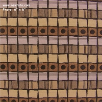 """Stepping Stones - Opal"" Contemporary Stripe Fabric from Knoll Textiles"
