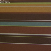 """Terrain - Tree Bark"" Color Stripe Crypton Upholstery Fabric from Designtex�"