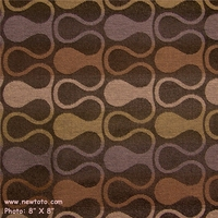 """Topanga - Java"" Droplet Stripe Crypton� Upholstery Fabric from Momentum Textiles"
