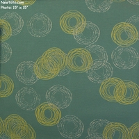 """Torque - Skylight"" Crypton� Fabric with Swirls from Momentum Textiles"
