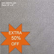 """Tropix - Silver Grey"" Durable Contract Fabric for Upholstery from Mastercraft Fabrics, LLC"