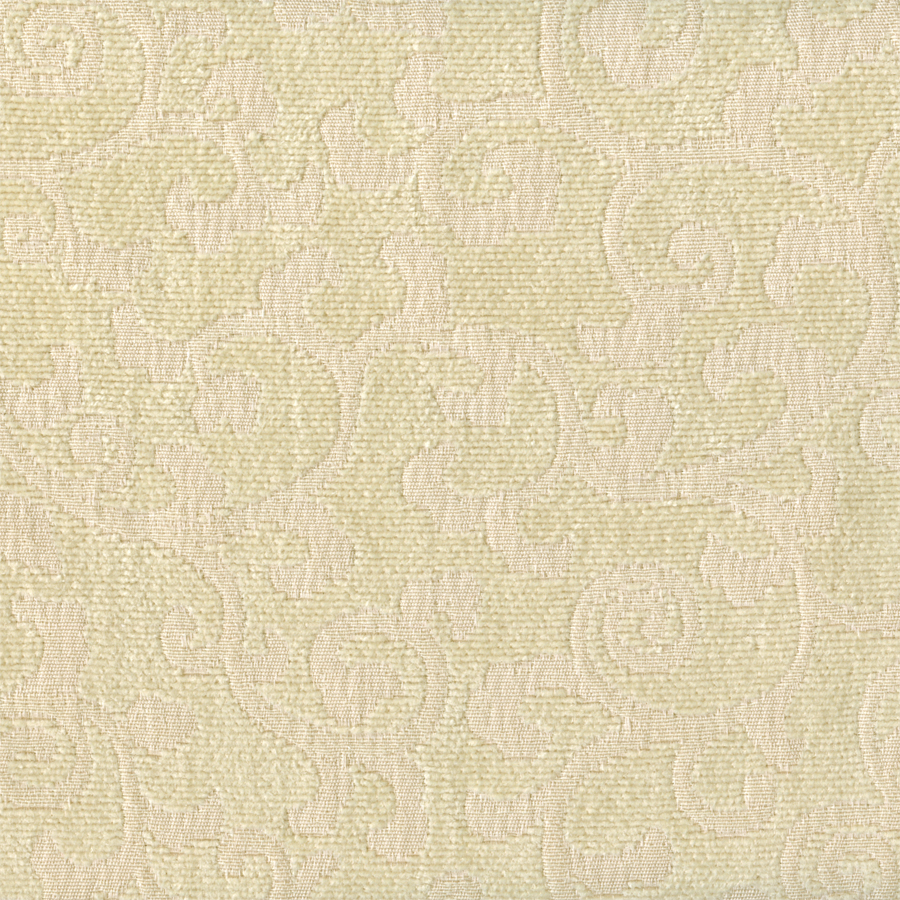 Visage Ivory, Chenille Chenille Fabric, $10.75/Yard