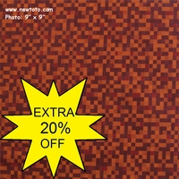 """""""Zocalo - Vermillion"""" Sophisticated Fabric for Upholstery from DesignTex"""