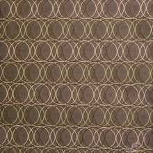 """Zoom - Graphite"" Circle Upholster Fabric from Knoll Textiles"