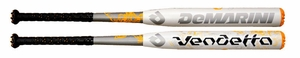 BEST-SELLER: DeMarini Vendetta Fastpitch Softball Bat WTDXVCF -12oz (2014) - 33in Only