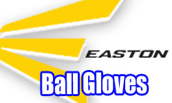 Easton Softball and Baseball Gloves