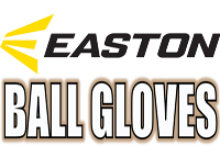 CLOSEOUTS Easton Softball and Baseball Gloves