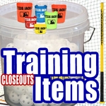 CLOSEOUTS: Training Items