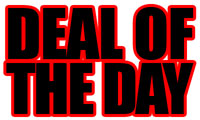 - DEAL OF THE DAY 10/7/2015: