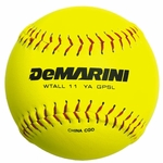 DeMarini 11in Softball WTALLYAGPSL ASA Stamp