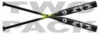 DeMarini CF5 Youth Baseball Bat WTDXCFL-13LE -11oz Limited Edition 2-pack
