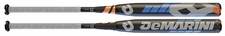 DeMarini CF8 Fastpitch Bat WTDXCFF-16 -9oz (2016)