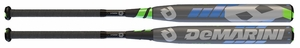 DeMarini CF8 Fastpitch Bat WTDXCFP-16 -10oz (2016) DEMO No Warranty