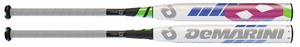 DeMarini CF8 Fastpitch Bat WTDXCFS-16 -11oz (2016) Demo No Warranty