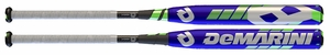 DeMarini CF8 Insane Fastpitch Bat WTDXCFI-16 -10oz (2016) BLEM No Warranty