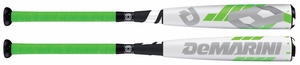 "DeMarini CF8 Junior Big Barrel Bat 2-3/4"" Barrel -11oz WTDXCFY-16 (2016)"