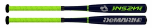 DeMarini Insane Big Barrel Bat WTDXINR-15 -10oz (2015) BLEM W/Warranty