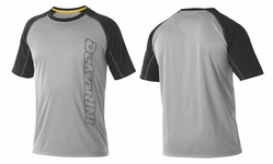 DeMarini Men's Yardwork Training Shirt Grey WTD105427