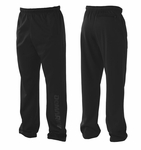 DeMarini Men's Fleece Pants Black WTD107070