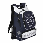 DeMarini Navy/White Vexxum Backpack WTA9402