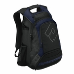 DeMarini NVS Navy Backpack WTD9402