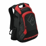 DeMarini NVS Red Backpack WTD9402