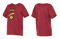 DeMarini Boy's Post Game Shield T-Shirt WTD202590