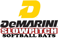 Demarini Softball SLOW PITCH Bats