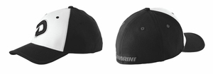 DeMarini U Classic D Stretch Fit Cap Black/White WTD105717