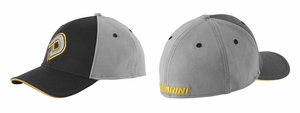 DeMarini U Classic D Stretch Fit Cap Goat Belly Grey WTD105722