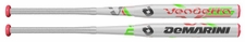 DeMarini Vendetta Fastpitch Bat WTDXVCF-15 -12oz (2015) BLEM No Warranty