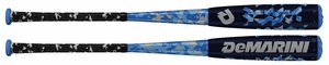 DeMarini Vexxum Senior League Bat 2 3/4 Barrel WTDXVXY-14 -10.5oz 2014