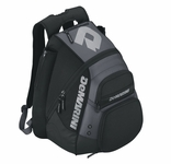 DeMarini Voodoo Black Backpack WTD9101 2014